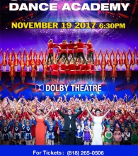 November 19, 2017 - Dolby Theatre