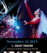 November 22, 2015 - Dolby Theatre