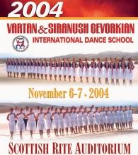 November 6-7, 2004 - Scottish Rite Auditorium