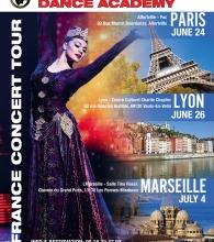 France Concert Tour